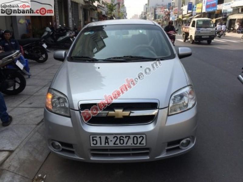 Bn Xe T Chevrolet Aveo 2012 Gi 335 Triu 276097